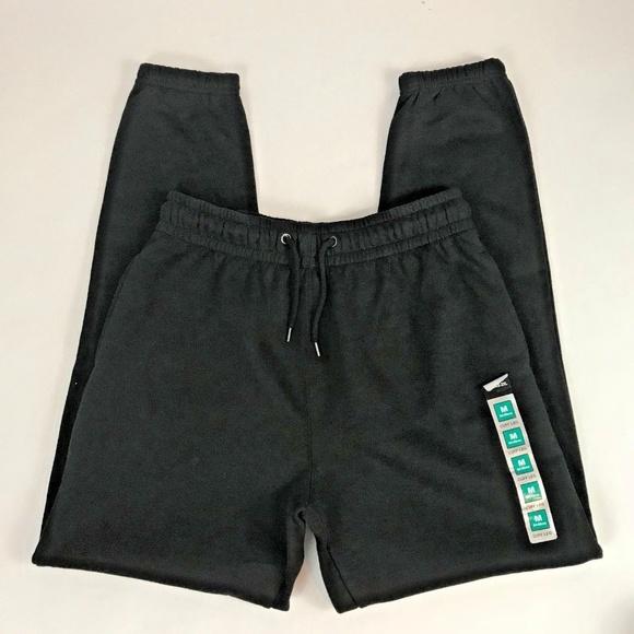 794f5bb79e45 Cedarwood State Mens Black Jogger Pants Medium